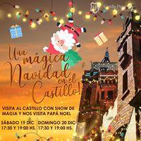 Una mágica Navidad en el Castillo