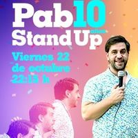 Pablo Stand Up: 10 Años