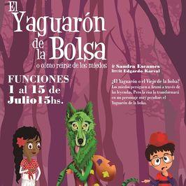 El Yaguarón de la bolsa