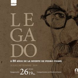 Legado. A 80 años de la muerte de Figari
