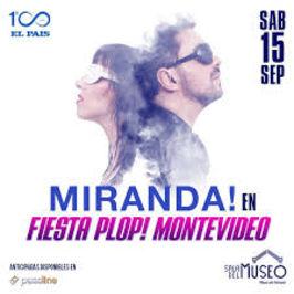 Miranda en Montevideo