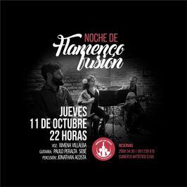 Noche de flamenco fusión