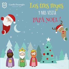 Fotos Papa Noel Reyes Magos.Papa Noel Y Los Tres Reyes Magos Cartelera