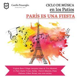 Ciclo de Música en los Patios: París es una Fiesta