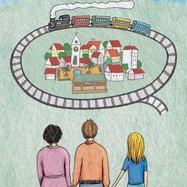 Como si pasara un tren