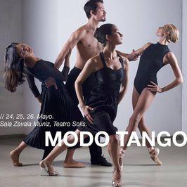 Telón Arriba Compañía de Danza