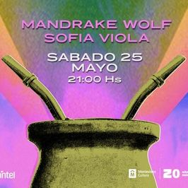 Alberto 'Mandrake' WolfSofía Viola