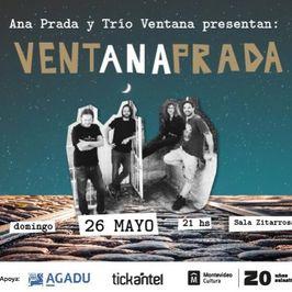 Ana PradaTrío Ventana