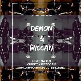 Demon & Wiccan