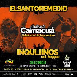 Inquilinos del ReggaeSanto Remedio