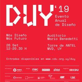 Evento Anual de Diseño DUy 2019