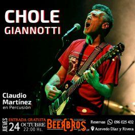 """Alfredo """"Chole"""" Giannotti"""