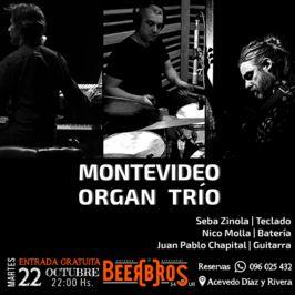 Montevideo Organ Trío