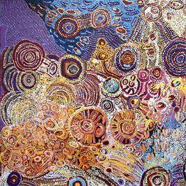Tiempo de Sueños: arte indígena de Australia