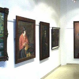 El acervo de la pinacoteca Eusebio Giménez