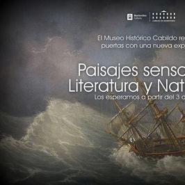 Paisajes sensoriales. Literatura y Naturaleza