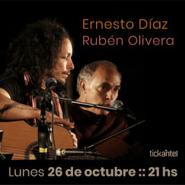 Rubén OliveraErnesto Díaz