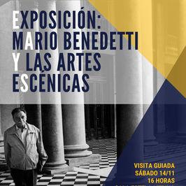 Mario Benedetti y las artes escénicas