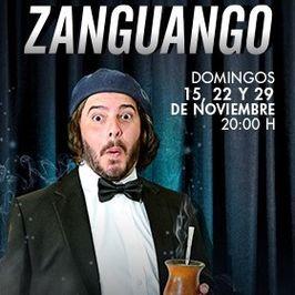 El gaucho influencer: Zanguango