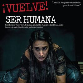 Ser humana