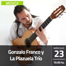 Gonzalo Franco y La Plazuela Trío