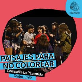 Paisajes para no colorear - Festival Rodamundo
