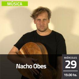 Nacho Obes