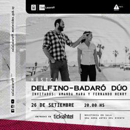 Delfino-Badaró Dúo